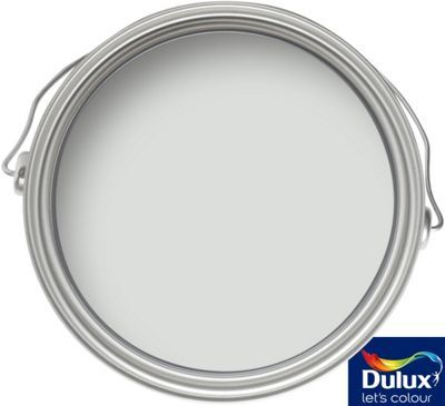 Dulux Travels In Colour Pearl Grey Matt Emulsion Paint 2