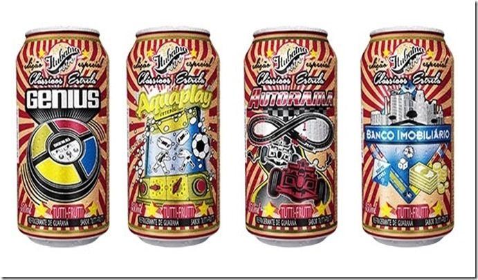 Itubaina e Estrela Lançam latas colecionáveis. -  WestinMorg / Blog de Moda Masculina e Variedades