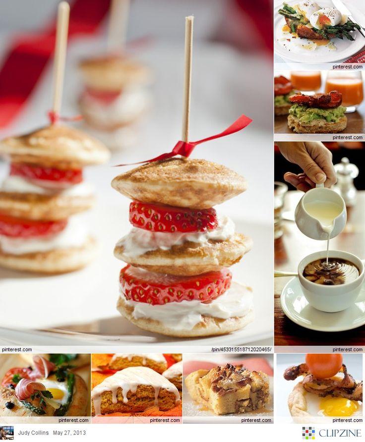 Фото идеи для завтрака