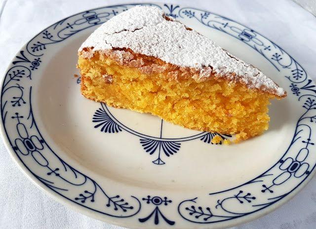 Italiaans koken met Antoinette: cake met wortel, sinaasappel en amandel, camilla