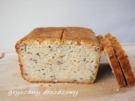 przepisy na chleb bezglutenowy