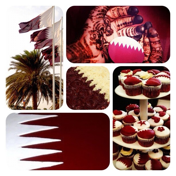Happy national day to our beautiful Qatar
