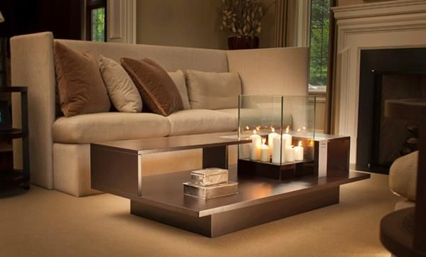Unique Decorpro Level Compact Coffee Table