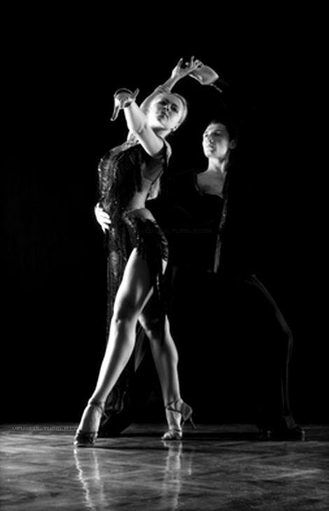 veuxful:  A professional ballroom dancing blog.