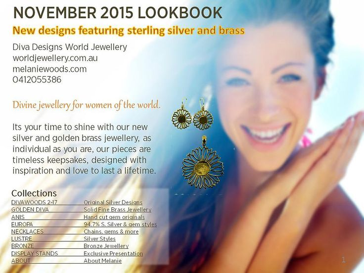 Melanie Woods World Jewellery | LOOKBOOK