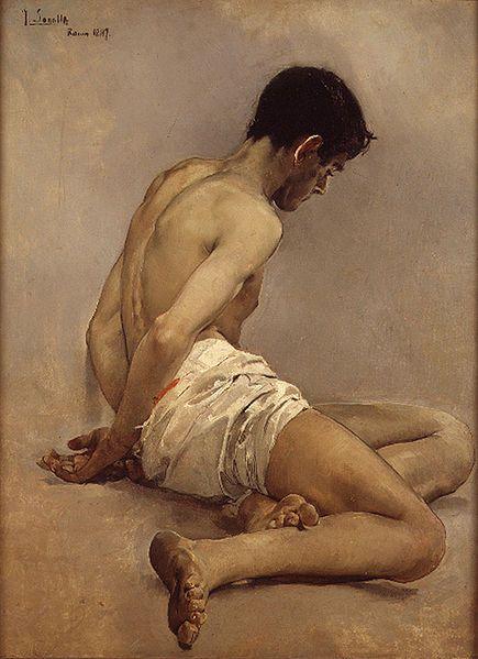 Sorolla, 1887