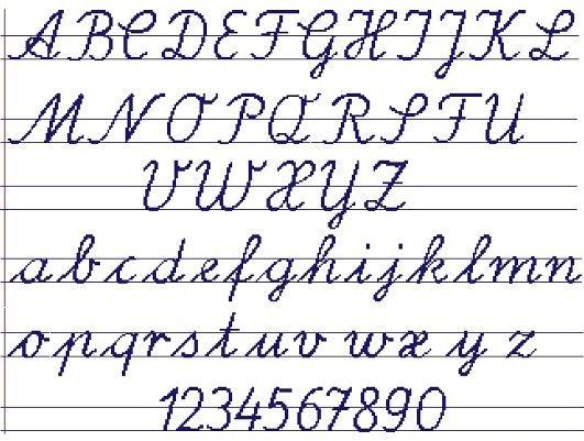 Alphabet à broder au point de croix. Retrouvez le diagramme gratuitement ici [http://swappons.kazeo.com/les-alphabets-de-sof/back-to-school,a391410.html]