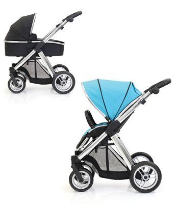Buy your Babystyle Oyster Max Pram - Ocean from Kiddicare Baby Prams| Online baby shop | Nursery Equipment