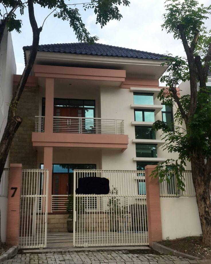Model Rumah Minimalis 2 Lantai 08