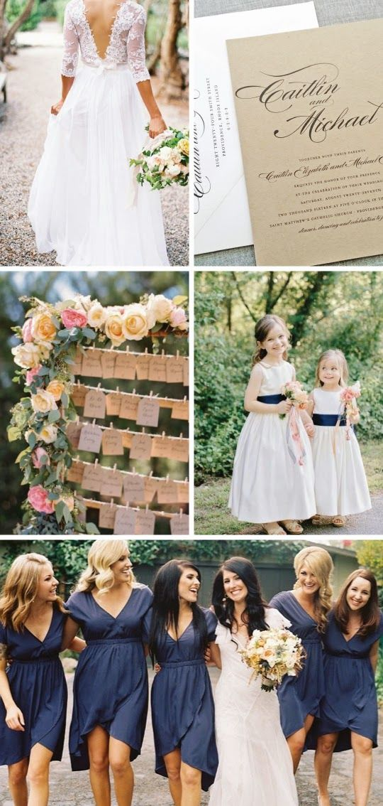The Caitlin Kraft Wedding Invitation and Rustic Wedding Inspiration