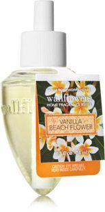 Vanilla Beach Flower Wallflowers Fragrance Refill - Home Fragrance 1037181 - Bath & Body Works