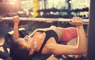 Exactly how to do a bench press (the right way).