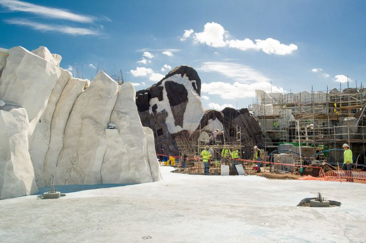 Antarctica Empire of the Penguin Construction
