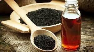 Organic Black Seed Oil Cumin Seed Glass Bottle Super Powerful