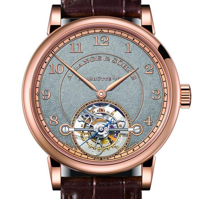 A. Lange and Söhne 1815 Tourbillon Handwerkskunst Limited Edition Watch