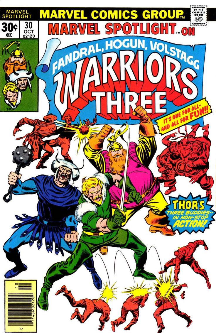 Marvel Spotlight (1971) Issue #30 - Read Marvel Spotlight (1971) Issue #30 comic online in high quality