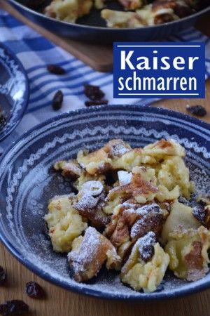 Kaiserschmarren oftewel pannekoek maar dan anders
