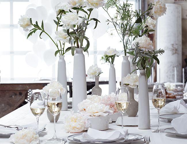 White on White Wedding Inspiration from Sweet Paul Magazine - Wedding Blog