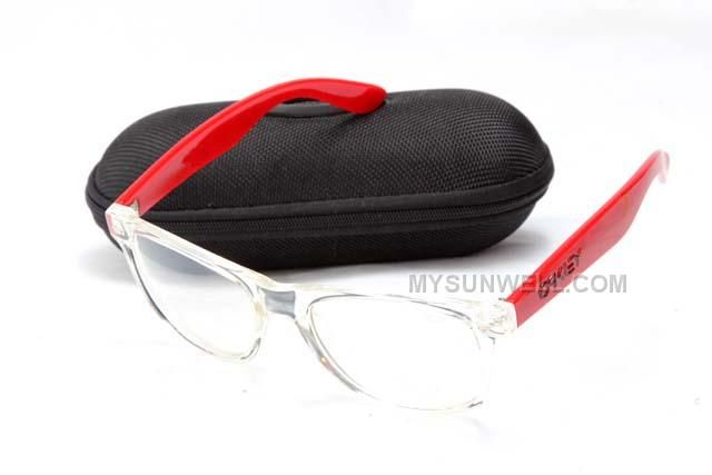 http://www.mysunwell.com/for-sale-oakley-frogskins-sunglass-red-frame-clear-lens.html FOR SALE OAKLEY FROGSKINS SUNGLASS RED FRAME CLEAR LENS Only $25.00 , Free Shipping!
