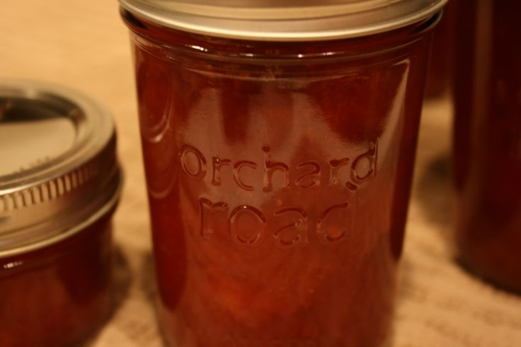 Orchard Road Jelly Jar from Fillmore Container! Only $3.99/case. #masonjar #jellyjar #orchardroad