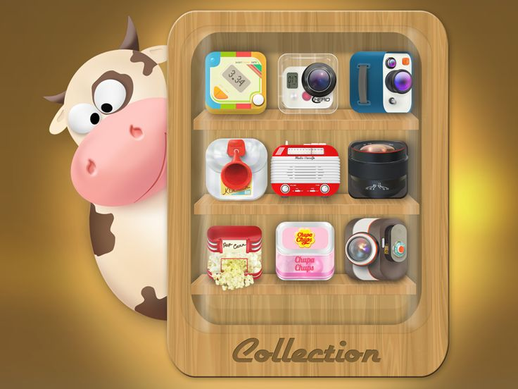 Collections  My Icon by John Khester