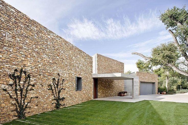 House in El Ampurdán by b720 Fermín Vázquez Arquitectos
