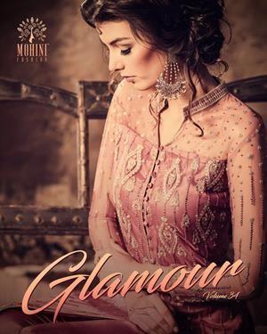 Buy Designer Mohini Glamour-34 Salwar Kameez