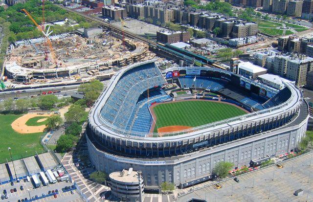 El Nuevo Yankee Stadium de Nueva York - http://directorioturistico.net/nuevo-yankee-stadium-nueva-york/