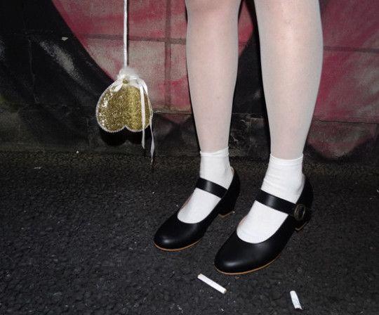 baby face, larme baby ♡ #JellyShoesFashion