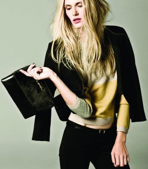 Etiqueta Negra AW12 - Sw multicolor  70%wool/30%cashmere - 12gg