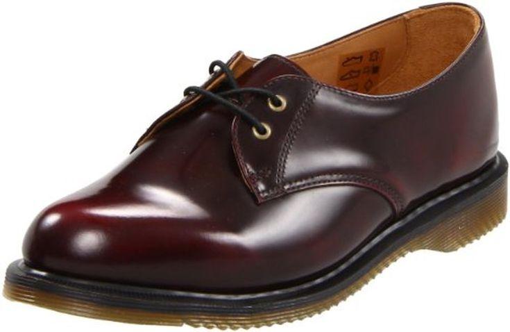 Dr. Martens Brook, Chaussures à lacets femme #Ville #chaussures http://allurechaussure.com/dr-martens-brook-chaussures-a-lacets-femme/