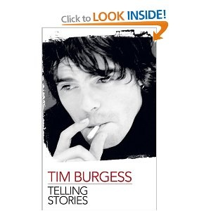 Tim Burgess autobiography
