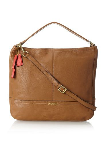 Sophistication at its best Coach Park Hobo   Our Daily Style