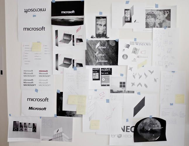 A Student's Smart Microsoft Rebranding Is Better Than The Real Thing | Co.Design | business + design