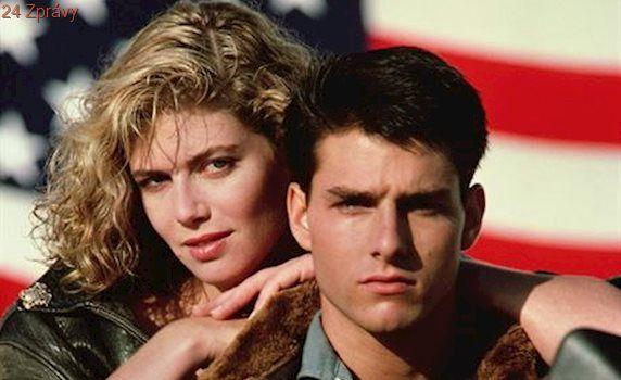 Top Gun 2. Tom Cruise se vrátí do kokpitu stíhačky jako Maverick
