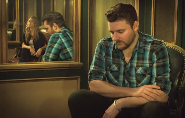 """Chris Young and Cassadee Pope are all smiles today as they received the news of their No. 1 hit, """"Think of You,"""" being nominated for Best Country Duo/Group Performance at the upcoming 59th Annual GRAMMY® Awards airing Sunday, February 12 on CBS."""