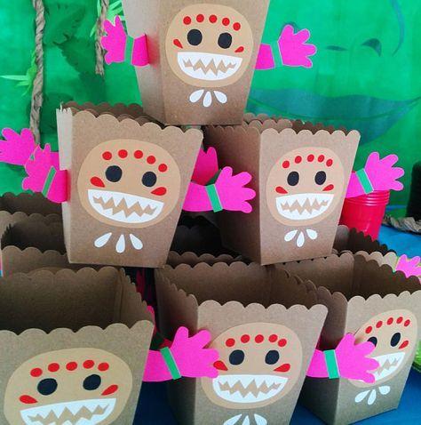Moana Kakamoras Snack box