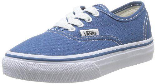 Vans AUTHENTIC Unisex-Kinder Sneakers, Blau (Blau/Navy), 26 - http://on-line-kaufen.de/vans/26-eu-vans-authentic-vjxi4ll-unisex-kinder-5