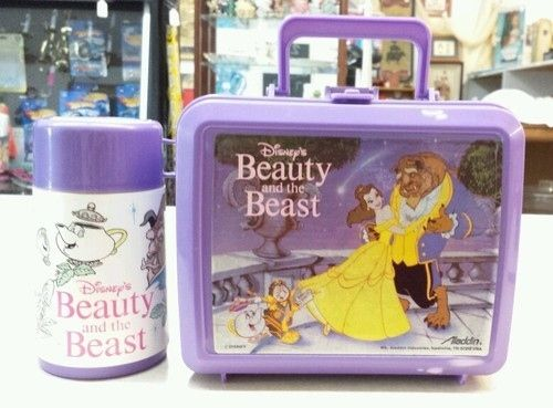 '90s Beauty and the Beast Lunchbox, $24.99 | 23 Girly School Supplies From Your Childhood You Maybe Still Want