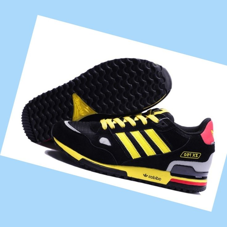 buy popular e4b84 2f1af Buy adidas zx 750 black yellow   OFF35% Discounted