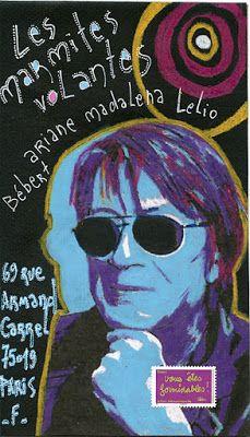 © Christine LE ROY http://www.christine-le-roy.com #mailart #dutronc #kitwo #lesmarmitesvolantes