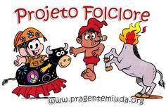 Projeto folclore para Educação Infantil   Pra Gente Miúda