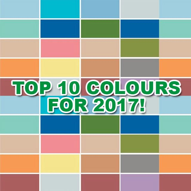 @VogueLiving released the #TopTen #colourtrends for 2017, follow the link to stay ahead of the #trend ! #inspiration