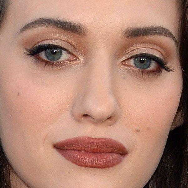 Do or don't: kat dennings' brown lipstick makeup stuffs Makeup Goals, Makeup Inspo, Makeup Inspiration, Beauty Makeup, Hair Makeup, Makeup Ideas, Contour Makeup, Beauty Care, Kat Dennings