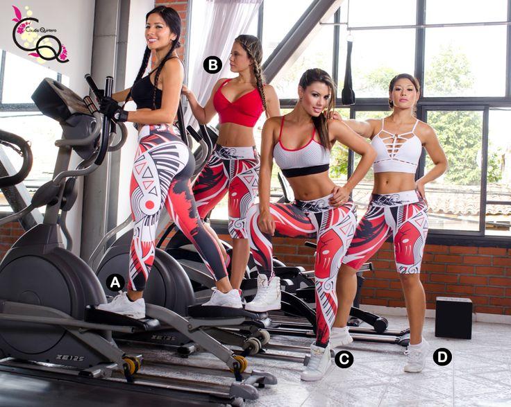 Calzas y leggins Deportivos Para Mujer