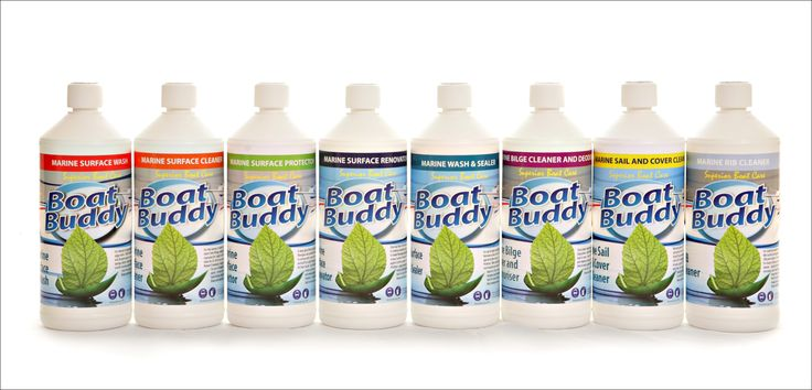 Boat Cleaning products bio degradable Really easy to use!