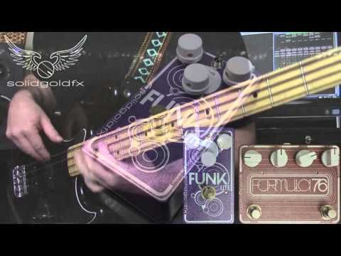 SolidGoldFX Funk-lite Bass Demo Feat. Ben Wright