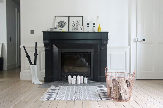 1000 id es propos de haute chemin e sur pinterest hauts plafonds miroir de chemin e et. Black Bedroom Furniture Sets. Home Design Ideas