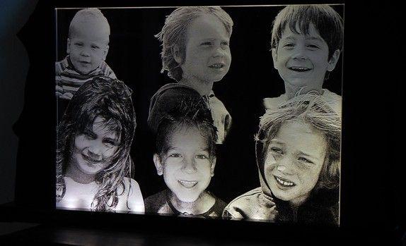Wat dacht u van al uw klein / kinderen verzameld in één display en sfeervol verlicht door energiezuinige ledverlichting