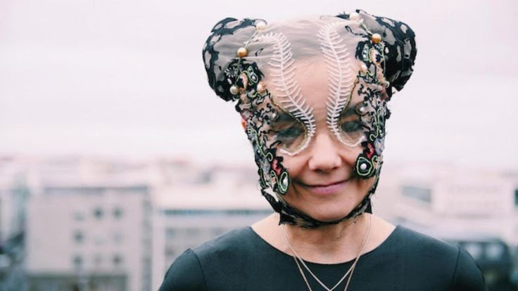 Mask by James Merry https://i-d.vice.com/en_gb/article/nordic-goddess-of-nature-bjork-is-the-voice-of-iceland